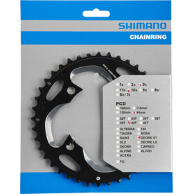 Shimano Deore XT FC-M782 Chainring 96 BCD silver